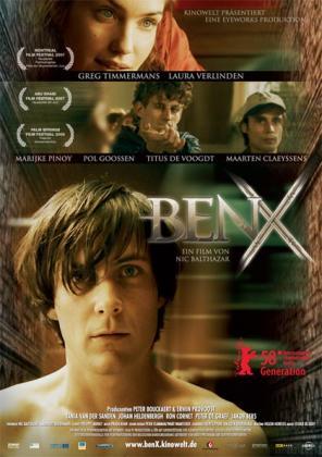 Filmbeschreibung zu Ben X