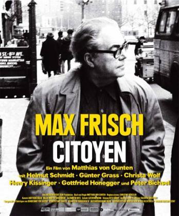 Max Frisch, citoyen (OV)