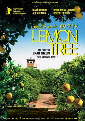 Filmplakat von Lemon Tree (OV)