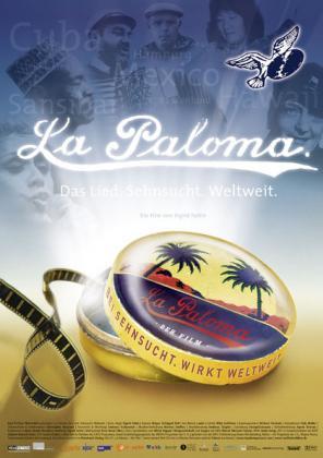 Filmplakat von La Paloma
