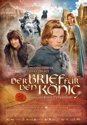 Filmplakat von Der Brief für den König