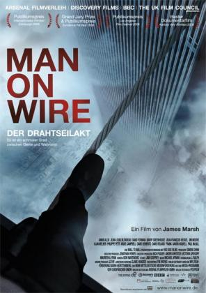 Filmplakat von Man on Wire (OV)