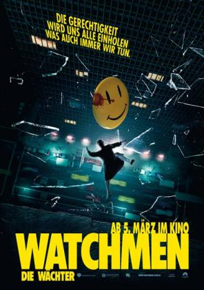 Filmbeschreibung zu Watchmen - Die Wächter