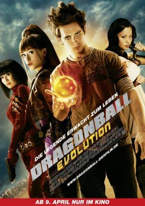 Filmbeschreibung zu Dragonball Evolution