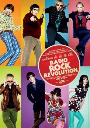 Filmplakat von Radio Rock Revolution (OV)