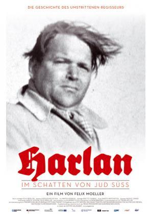 Filmplakat von Harlan - Im Schatten von Jud Süß