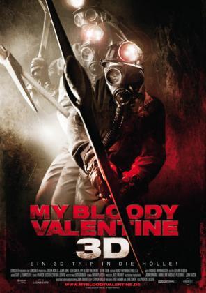 Filmplakat von My Bloody Valentine