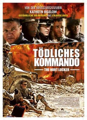 The Hurt Locker - Tödliches Kommando