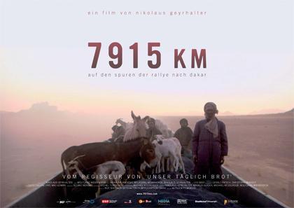 7915 KM - Auf den Spuren der Rallye nach Dakar