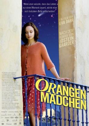 Filmplakat von Das Orangenmädchen