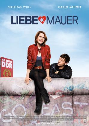 Filmplakat von Liebe Mauer