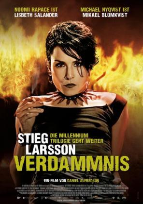 Filmplakat von Verdammnis
