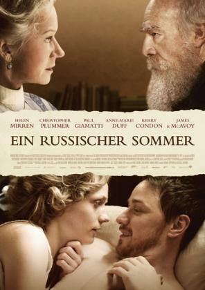 Filmplakat von Ein russischer Sommer (OV)