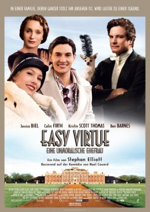 Filmbeschreibung zu Easy Virtue - Eine unmoralische Ehefrau
