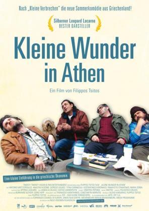 Filmplakat von Kleine Wunder in Athen (OV)