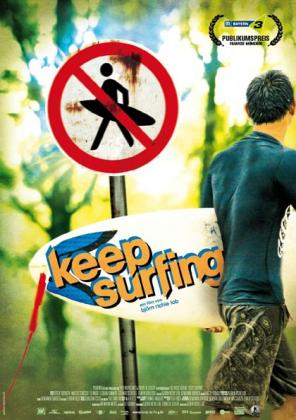 Filmplakat von Keep Surfing