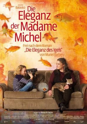 Filmplakat von Die Eleganz der Madame Michel (OV)