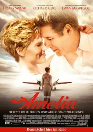 Filmbeschreibung zu Amelia