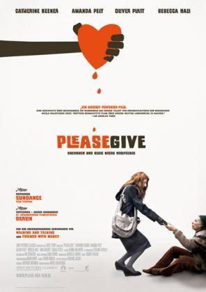 Filmplakat von Please Give (OV)