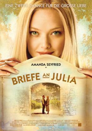 Filmplakat von Briefe an Julia