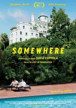 Filmbeschreibung zu Somewhere