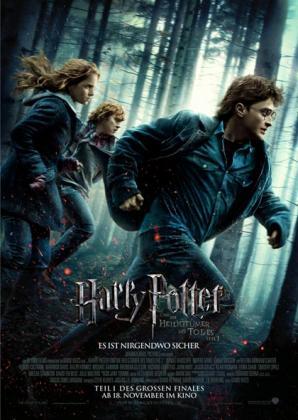 Harry Potter und die Heiligtümer des Todes - 1 (OV)