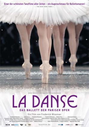 Filmplakat von La Danse (OV)