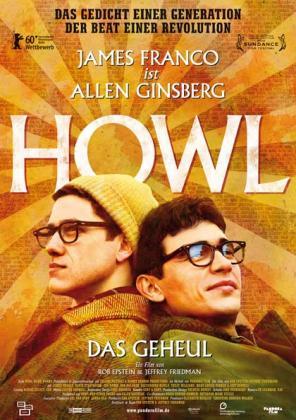 Filmplakat von Howl - Das Geheul