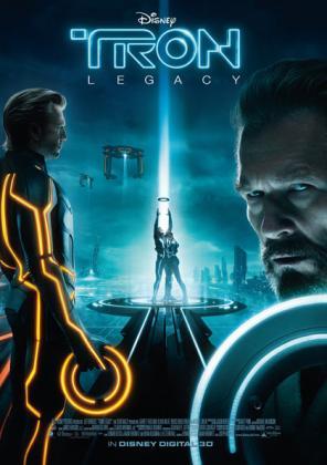 Filmplakat von Tron: Legacy