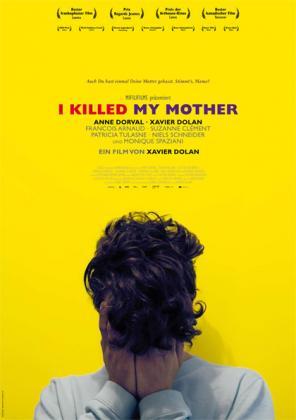 Filmplakat von I Killed My Mother