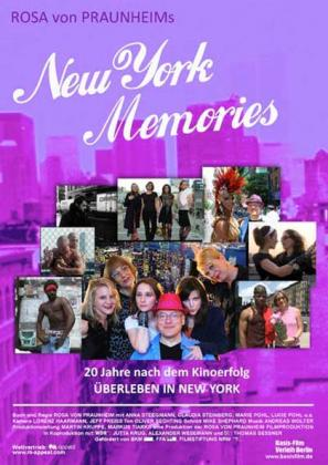 Filmplakat von New York Memories (OV)
