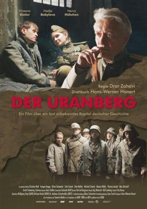 Filmplakat von Der Uranberg