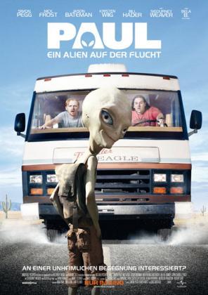 Paul - Ein Alien auf der Flucht (OV)