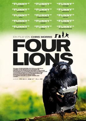 Four Lions (OV)