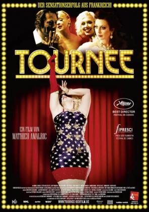 Filmplakat von Tournée