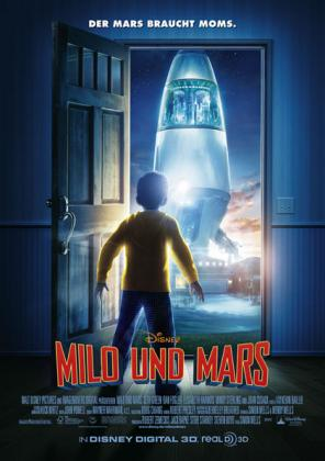 Filmplakat von Milo und Mars (OV)