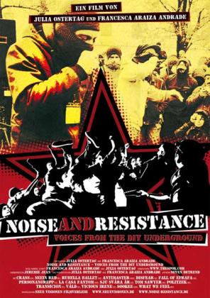Filmplakat von Noise and Resistance