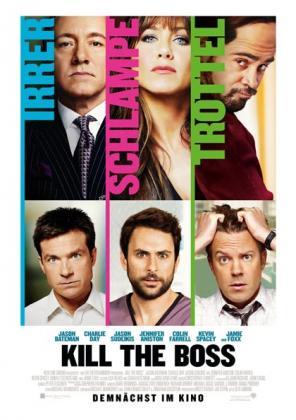 Filmbeschreibung zu Kill The Boss