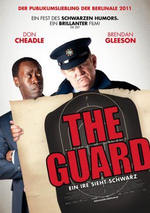Filmbeschreibung zu The Guard - Ein Ire sieht schwarz