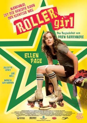 Roller Girl - Manchmal ist die schiefe Bahn der richtige Weg (OV)