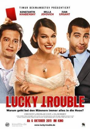 Filmbeschreibung zu Lucky Trouble