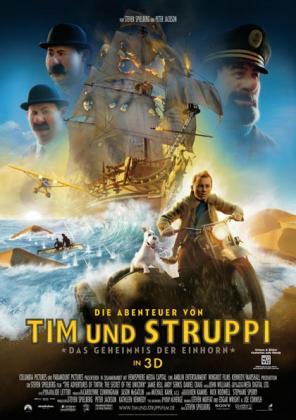 Die Abenteuer von Tim & Struppi - Das Geheimnis der Einhorn (OV)