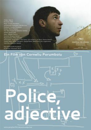 Police, adjective (OV)