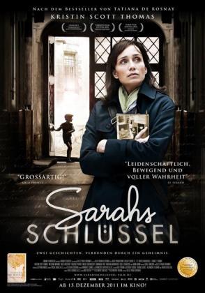 Filmplakat von Sarahs Schlüssel (OV)