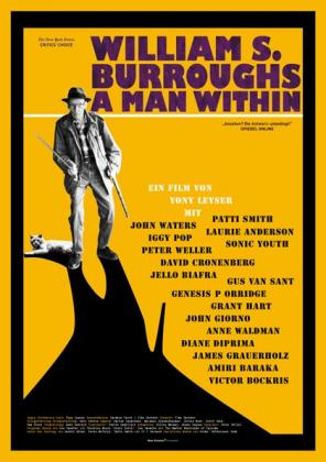William S. Burroughs - A Man Within (OV)