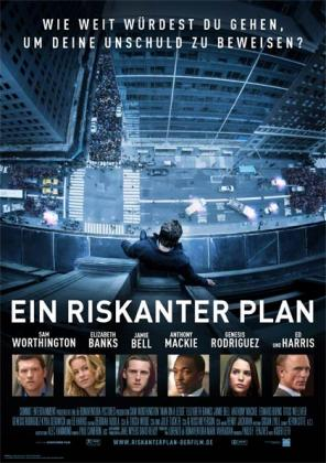 Filmbeschreibung zu Ein riskanter Plan