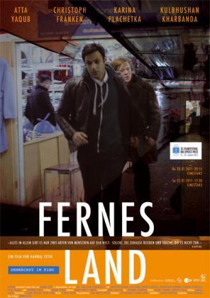 Filmbeschreibung zu Fernes Land