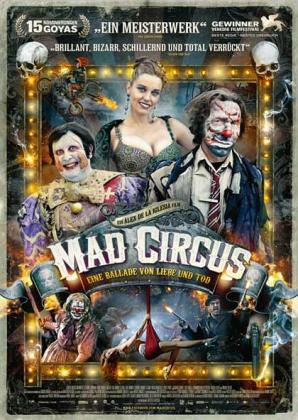 Mad Circus - Eine Ballade von Liebe und Tod (DF & span. OmU )