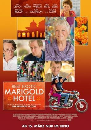 Best Exotic Marigold Hotel (OV)