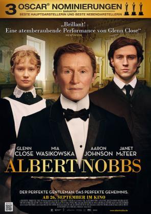Filmbeschreibung zu Albert Nobbs